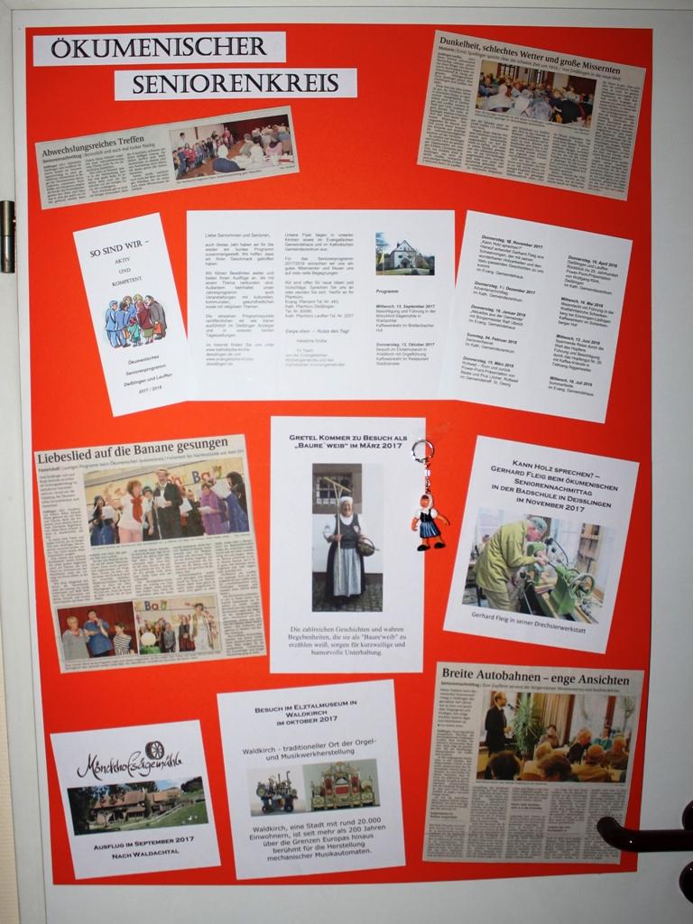 Unsere aktuelle Seite : Evangelische Kirchengemeinde Deißlingen